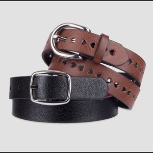 Cat and Jack 2 piece belt